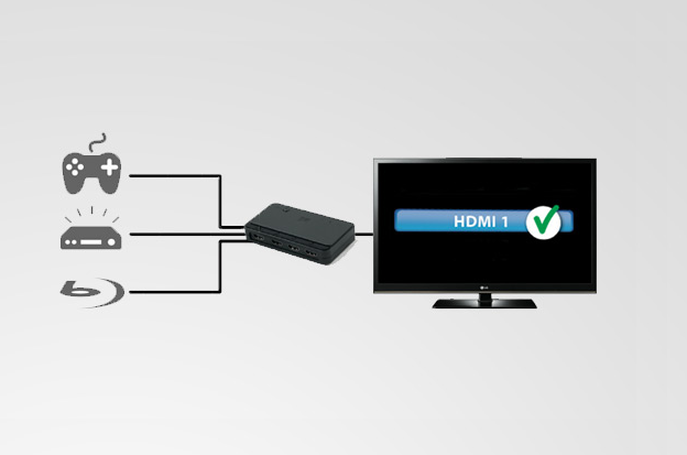 SV1630 HDMI Switch