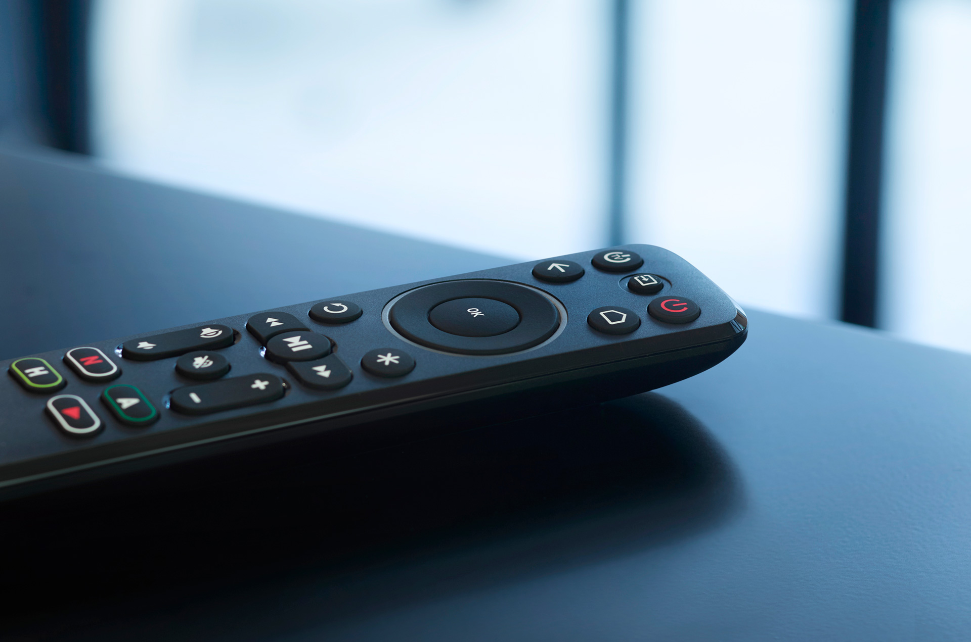Optimal design & simplicity remotes