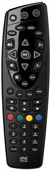 Freeview Remote | One For All