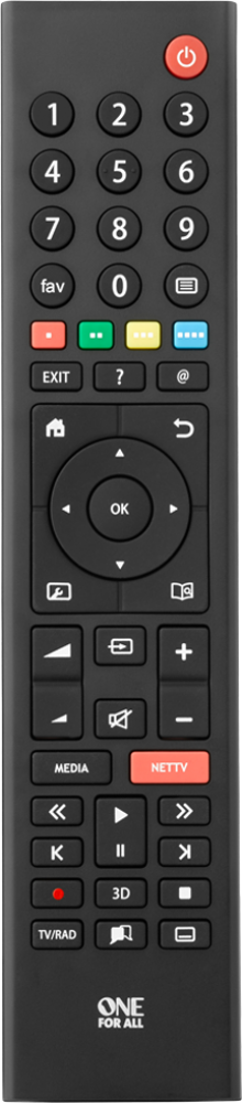 URC1915 Grundig TV Remote