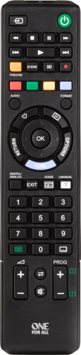 URC1912 Sony TV Remote