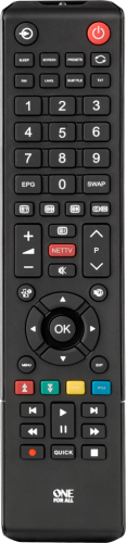 URC1919 Toshiba TV Remote