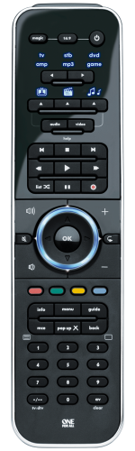 Replacement Remote Control for jvc LT42DA8BJ